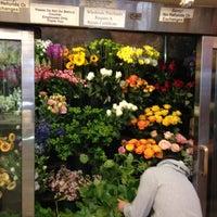 Photo taken at Bill's Flower Market, Inc. by Terri N. on 2/28/2012