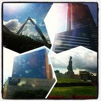 Photo taken at Guadalajara by Gabriel R. on 8/20/2012
