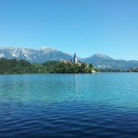 Photo taken at Bled by Dimitar S. on 8/29/2012