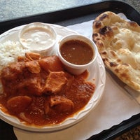 Photo taken at KC's Tandoor by Chris R. on 4/1/2012