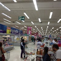 Photo taken at Carrefour by Rafael M. on 4/21/2012