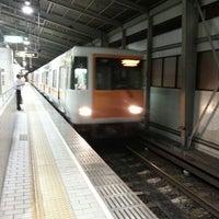 Photo taken at Osakako Station (C11) by jun y. on 8/17/2012