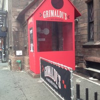 Photo taken at Grimaldi's by Sherry Z. on 5/15/2012