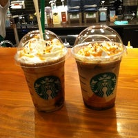 Photo taken at Starbucks by hiro C. on 9/9/2012