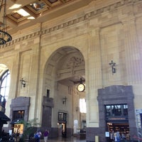 Photo taken at Union Station Kansas City, Inc. by veralease on 5/29/2012