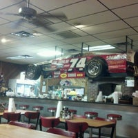 Photo taken at Ron's Bar-B-Que by Gary C. on 3/11/2012