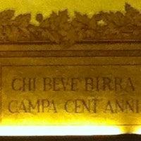 Foto scattata a L'Antica Birreria Peroni da Gabriele R. il 3/23/2012