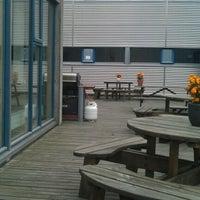 Photo taken at Reykjavík City Hostel by Márton Z. on 7/18/2012