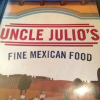 Photo taken at Uncle Julio's by Dori W. on 3/16/2012