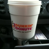 Photo taken at Dunkin' Donuts by Jerry M. on 2/22/2012