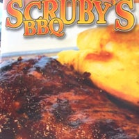 Photo taken at Scruby's BBQ by Shaiy H. on 6/26/2012