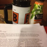 Photo taken at BIGGBY COFFEE by Brittani S. on 4/12/2012