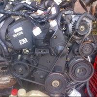 Photo taken at Ichiban motor parts by Blind C. on 4/14/2012