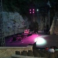 Photo taken at Teatre Grec by Xavi C. on 7/25/2012