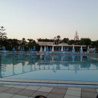 Photo taken at Iberostar Creta Panorama by Ivan M. on 8/4/2012