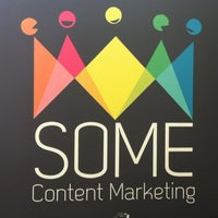 Photo taken at SOME Content Marketing by Fernando H. on 3/7/2012
