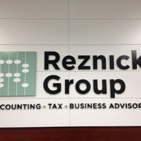 Photo taken at CohnReznick LLP by Aaron H. on 8/31/2012