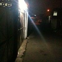 Photo taken at Jalan kembang sepatu by wibisono d. on 8/15/2012