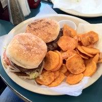 Photo taken at Joy Burger Bar by Tony T. on 2/25/2012
