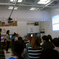 Photo taken at Annenberg Innovation Lab by Andy S. on 3/1/2012