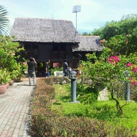Photo taken at P. Ramlee's House by Bart S. on 2/5/2012
