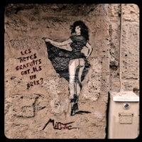Photo prise au Rue Mouffetard par Mickael V. le7/23/2012
