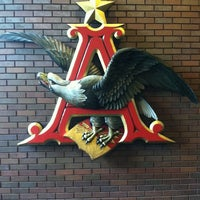 Photo taken at Anheuser-Busch Brewery Experiences by Maddy on 6/10/2012