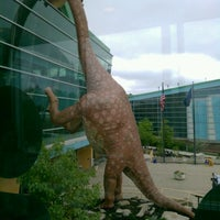 Photo taken at The Children's Museum of Indianapolis by Monica M. on 4/21/2012