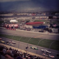 Photo taken at Auto Club Speedway by Stephen A. on 3/25/2012