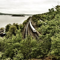 Photo taken at Breakneck Ridge by Chase S. on 5/2/2012