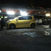 Photo taken at Car Wash Pekan Ampang by Azrul A. on 3/9/2012