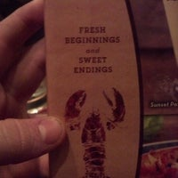 Photo taken at Red Lobster by Brandon B. on 7/8/2012