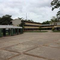 Photo taken at Colegio Tabasco A. C. by David C. on 6/21/2012