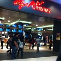 Photo taken at TGV Cinemas by janet t. on 3/1/2012