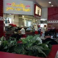 Photo taken at In-N-Out Burger by Thomas M. on 6/11/2012