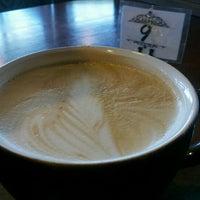 Photo taken at Marine View Espresso by Dirk M. on 3/23/2012