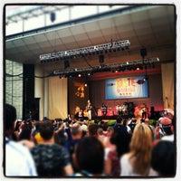 Photo prise au Petrillo Music Shell par Amy H. le7/14/2012