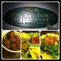 Photo taken at Phuket Town Restaurant by Kade on 5/2/2012