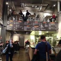 Photo taken at Super Duper Burger by adam G. on 2/11/2012
