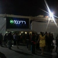 Photo taken at האנגר 3 by Victoria C. on 3/8/2012