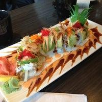 Photo taken at Oyama Sushi by Eunice on 5/8/2012