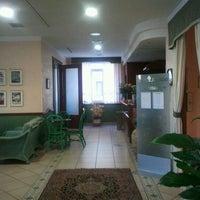รูปภาพถ่ายที่ Mondial Hotel Porto Recanati โดย Davide T. เมื่อ 3/30/2012
