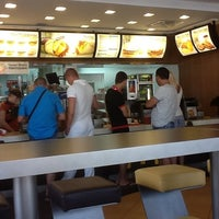 Photo taken at McDonald's by Dmitry T. on 8/14/2012