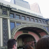 Photo taken at Battery Maritime Building by Yael M. on 5/31/2012