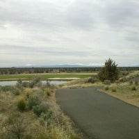 Photo taken at Brasada Ranch Golf Course by Brian R. on 5/2/2012