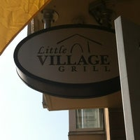 Photo taken at Little Village Grill by Becky M. on 4/30/2012