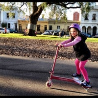 Photo taken at Carlton Gardens' Playground by Ed D. on 9/9/2012