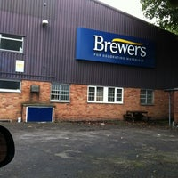 Photo taken at Brewers by Mark H. on 7/18/2012