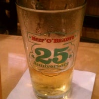 Photo taken at Beef 'O' Brady's by Adonis Paul H. on 9/2/2012