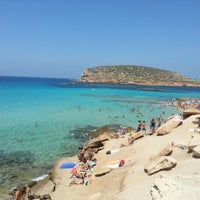 Photo taken at Cala Comte / Conta by Carlos D. on 8/14/2012